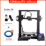 Ender 3, tempered glass, nozzles x5, laser engraving